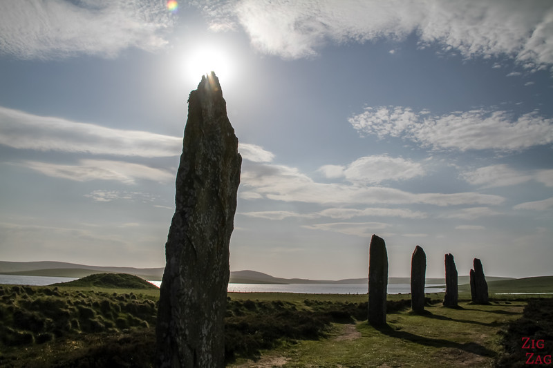 Loch bei Ring of Brodgar 2