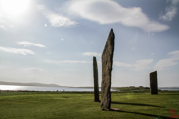 The Standing Stones of Stenness Location 2