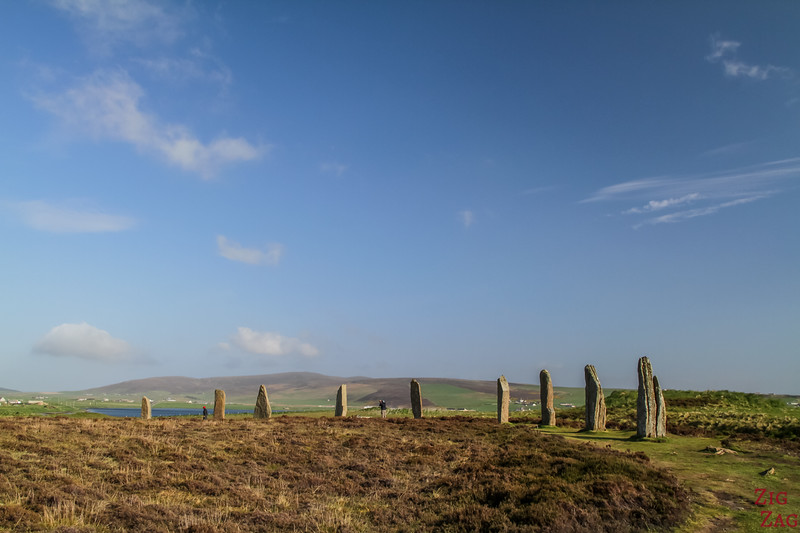 Ring of Brodgar Bild 1