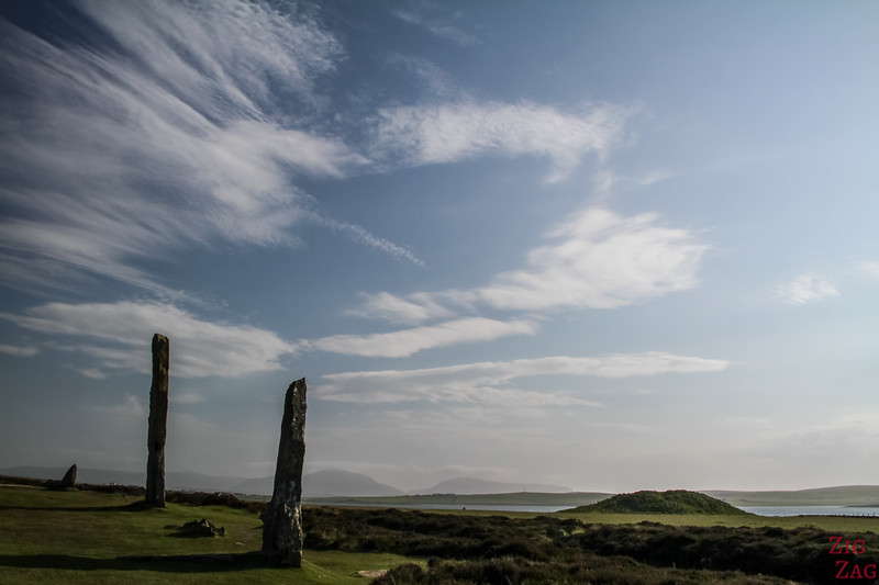 Loch bei Ring of Brodgar