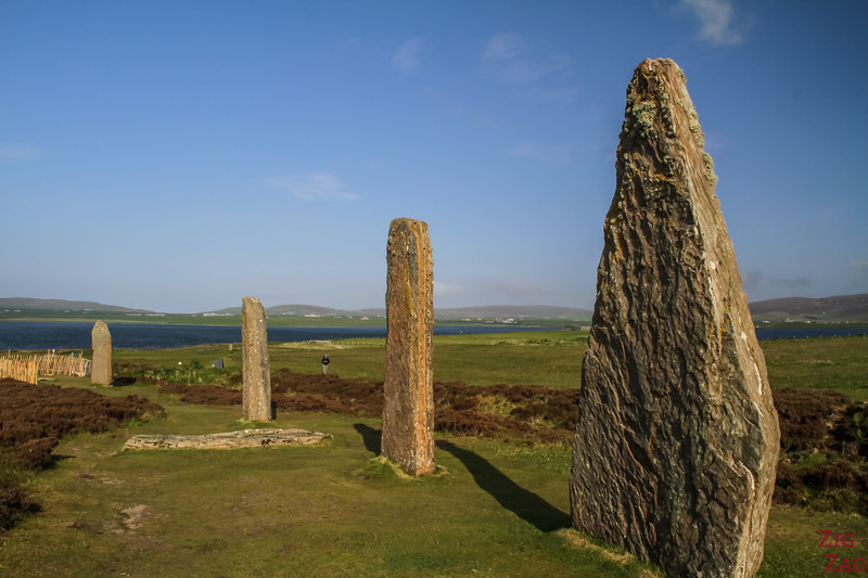 Ring of Brodgar Bild 4