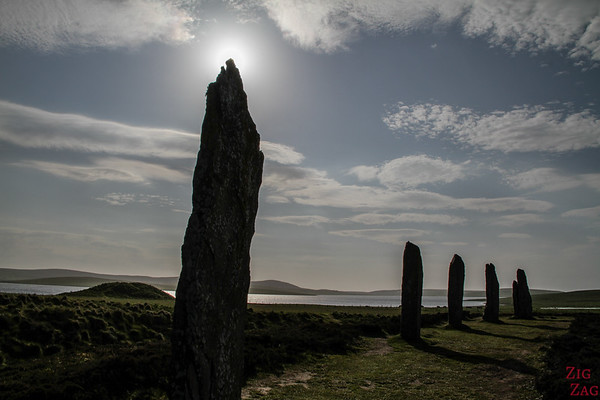 Emplacement Ring of Brodgar Orkney 2