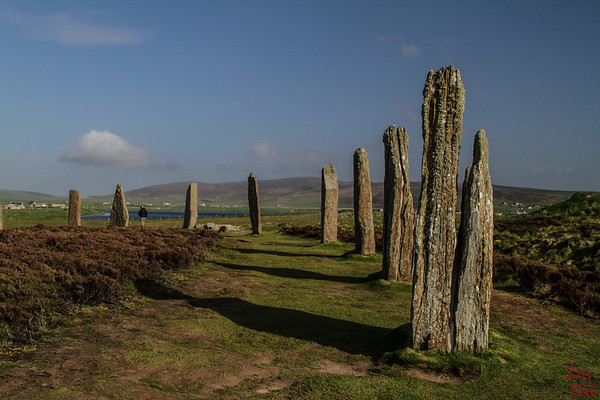 Ring of Brodgar Orcades