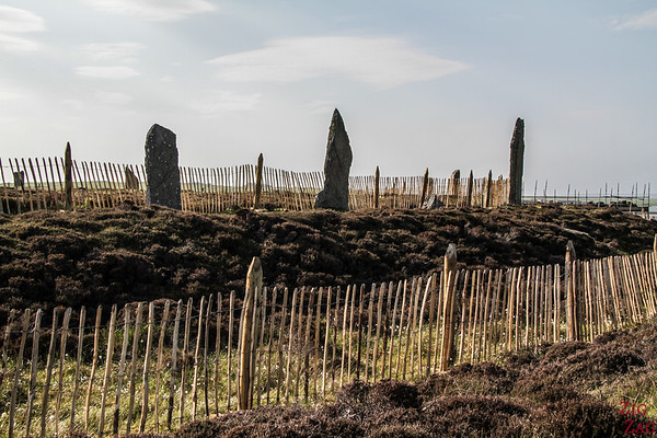 The ring of Brodgar site 3