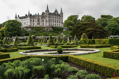 Scotland Itinerary 14 days - Dunrobin Castle