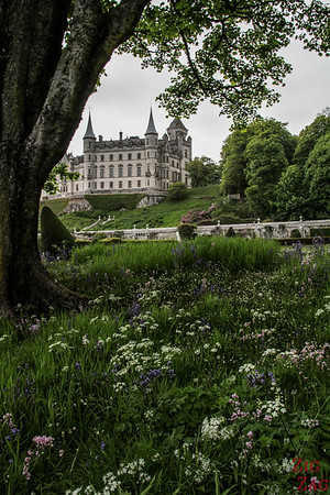 Scotland images - Dunrobin Castle