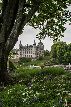 Visit Dunrobin Castle Scotland view  7