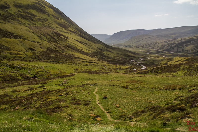 Glen Clunie National Park Scotland 9