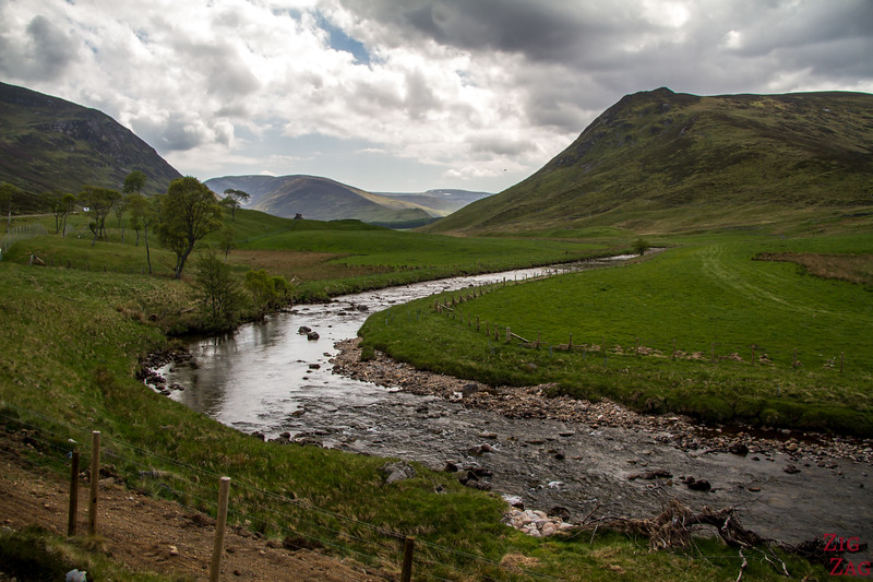 road trips from Edinburgh - Cairngorms