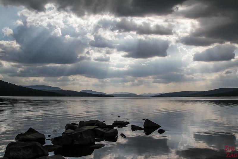 Foto Schottland Landschaft - Loch Rannoch