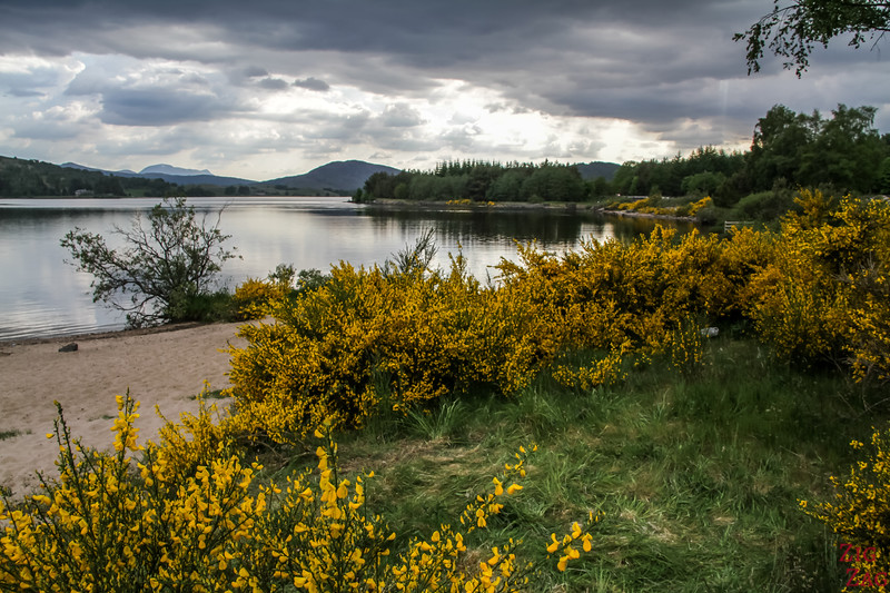 Lochs of Scotland list - Loch Rannoch