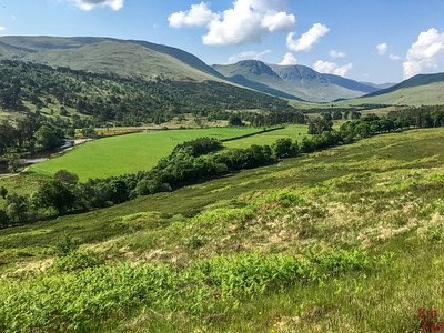 Scotland Itinerary 14 days - Glen Lyon