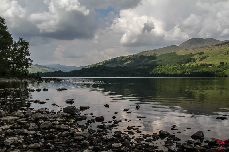 Loch Tay Scotland South Shore 3