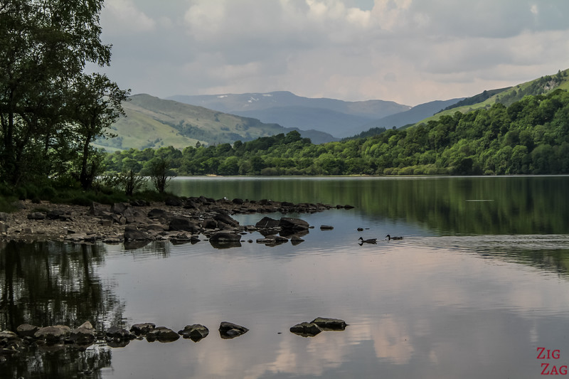 Lochs of Scotland list - Loch Tay