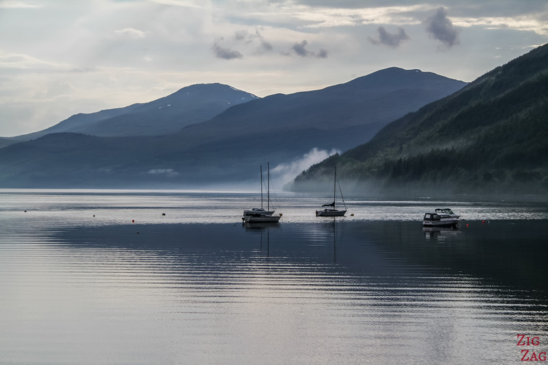 Images of Scotland - Loch Tay