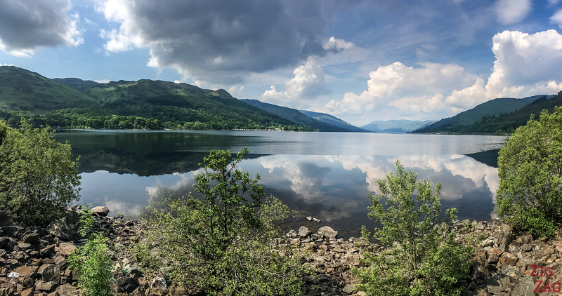 Lochs of Scotland list - Loch Earn