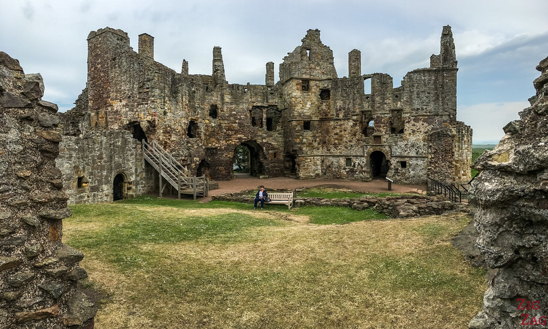 Dirleton Castle Scotland 4