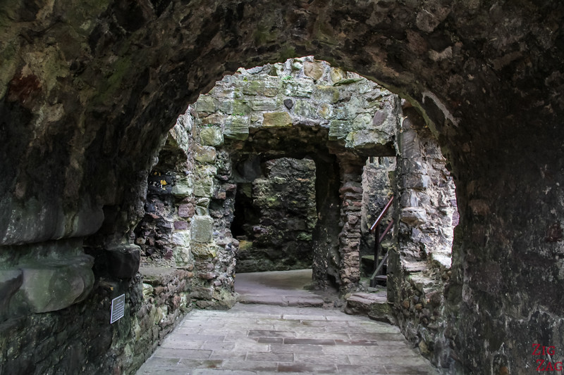 Dirleton Castle Scotland 7