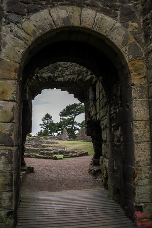 Dirleton Castle Scotland 2