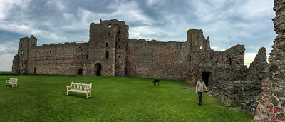 Scotland Itinerary 7 days Lowlands - Tantallon