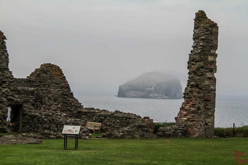 Bass Rock island 2