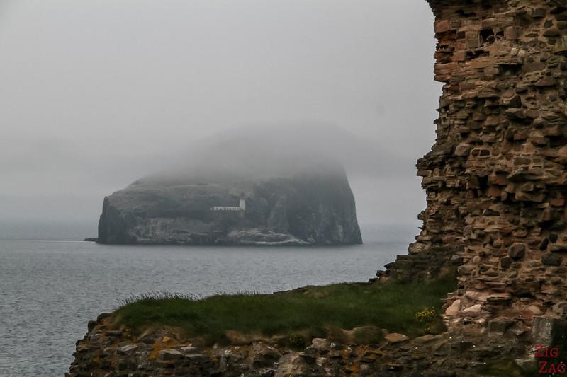 Bass Rock island 1
