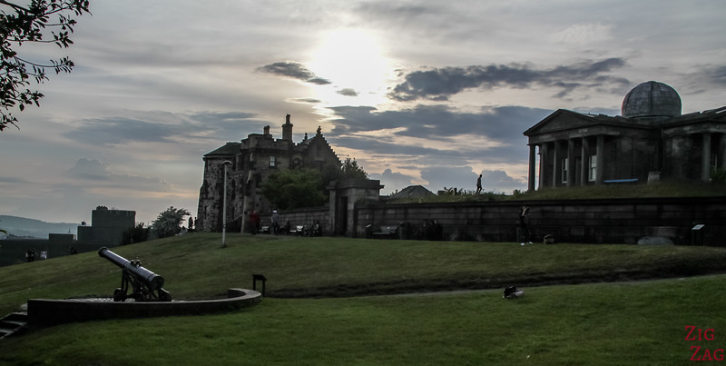 Royal Observatory Calton Hill Edinburgh