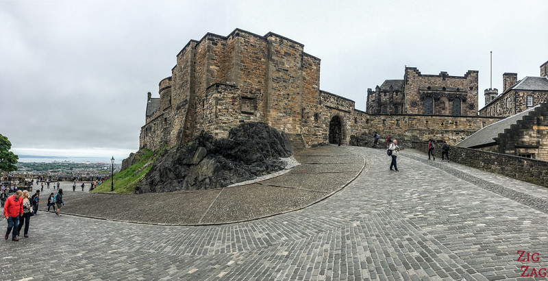 Edinburgh things to do - Castle