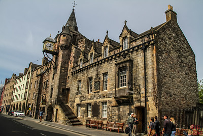 Edinburgh Museums - People's story