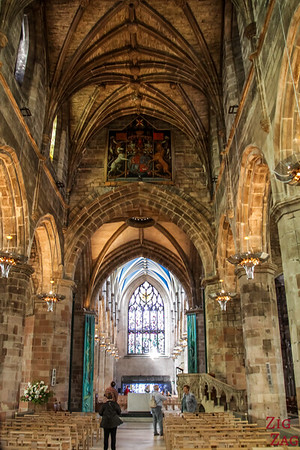 Visiting St Giles Edinburgh Cathedral 3
