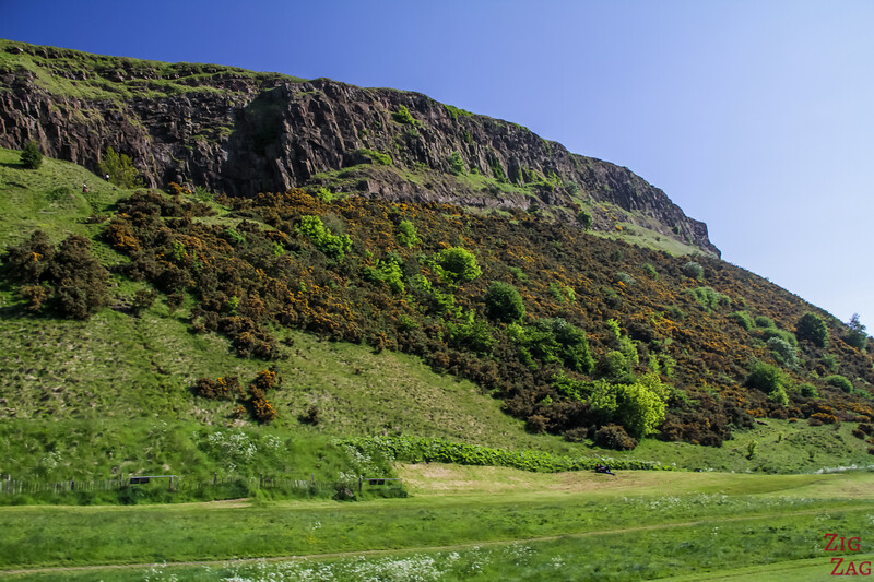 Top Edinburgh Views - Arthur's seat