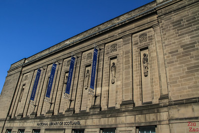 Edinburgh Museums - National Library