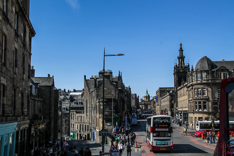 Edinburgh things to do - Old town New Town
