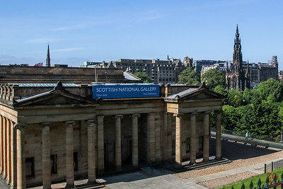 Best Edinburgh Museen - National Gallery