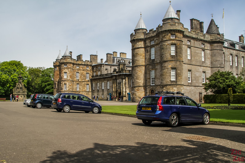 Things to do in Edinburgh - Holyroodhouse palace