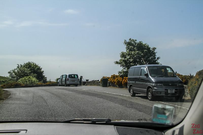 Scott's View parking