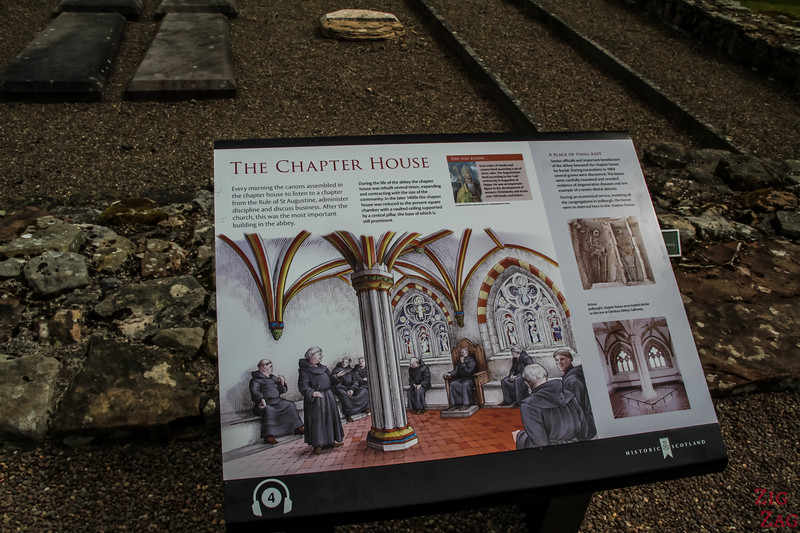 Jedburgh Abbey Scotland 4