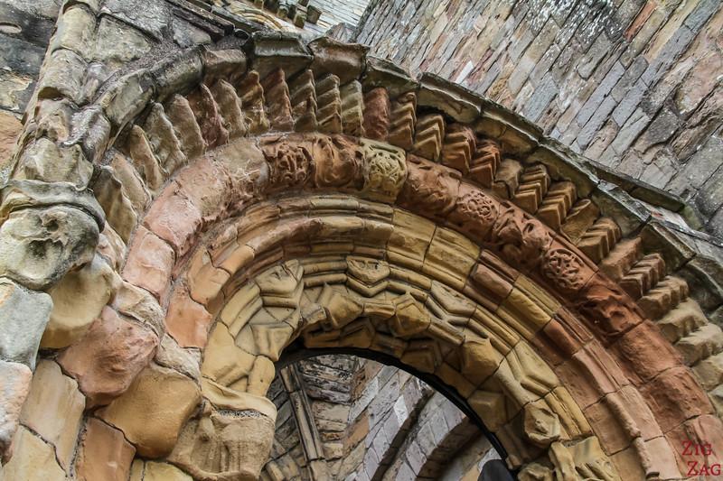Jedburgh Abbey Scotland 8
