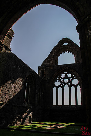 Sweetheart Abbey Scotland - love story 2