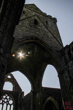 Sweetheart Abbey Scotland - love story 3