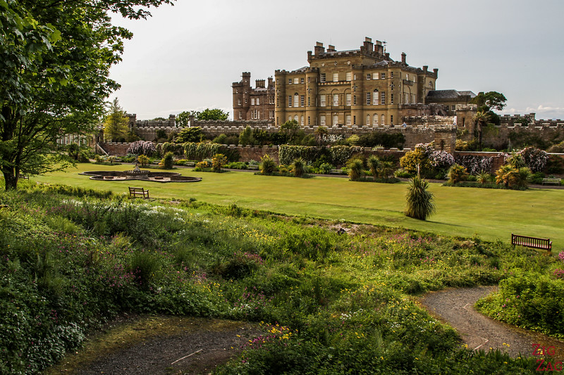 Culzean - From bridge  1