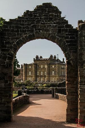 Culzean - Arch entrance 2