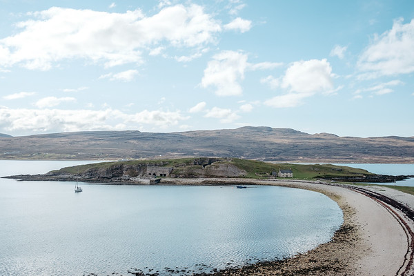 Ard Neakie on  Loch Eriboll
