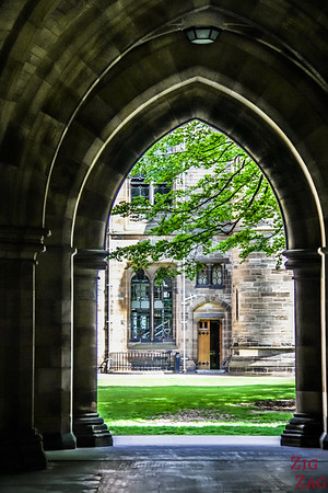 Arches Glasgow University Architecture 2