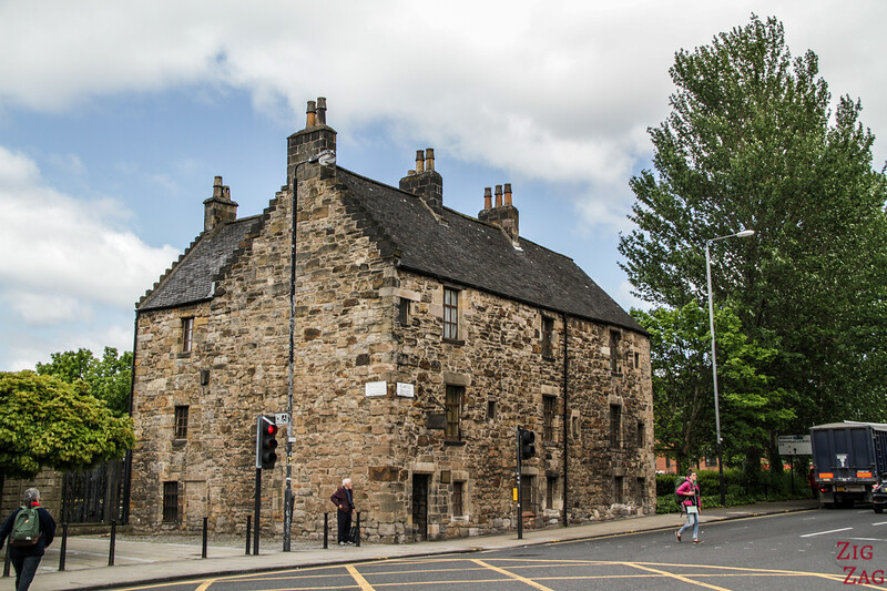 The Provand's lordship Glasglow