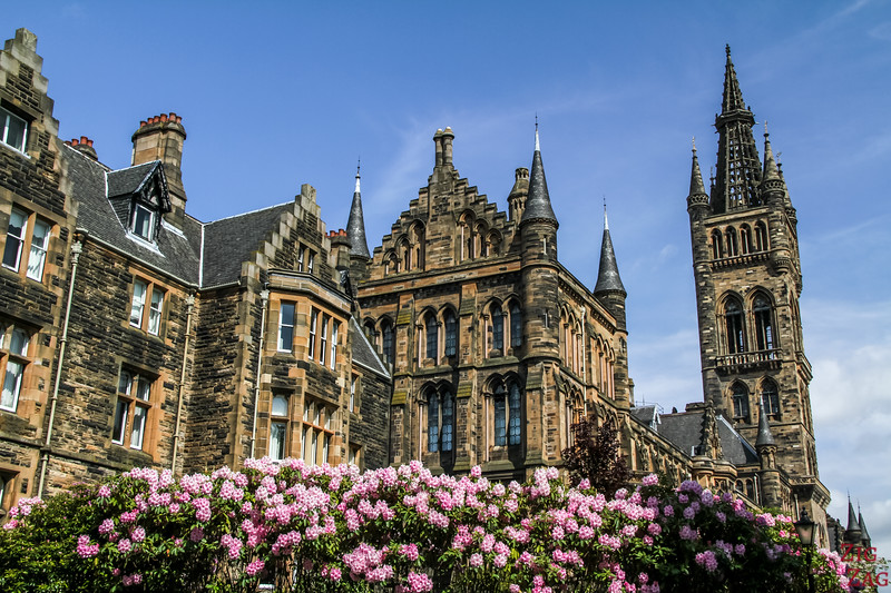 Top Scotland Attractions - Glasgow University
