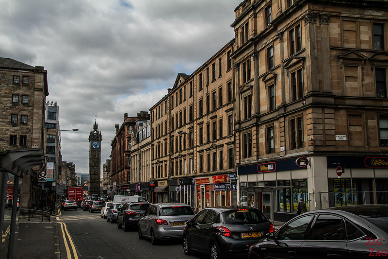 Visit Glasgow - Trongate street