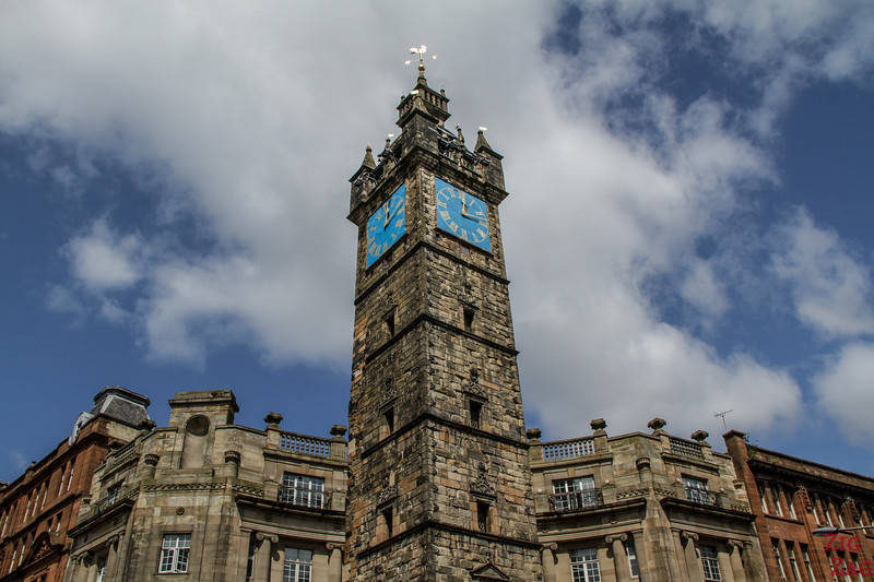 Visit Glasgow - Tolbooth steeple