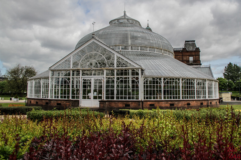 People's Palace Glasgow Winter Gardens 1