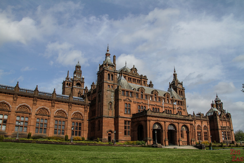 Glasgow in one day - Kelvingrove museum